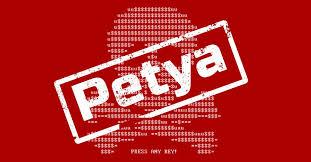 Вирус Petya.A (Петя) парализовал всю Украину.