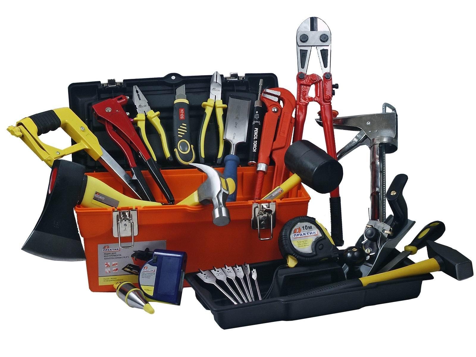 Аренда оборудования и инструмента